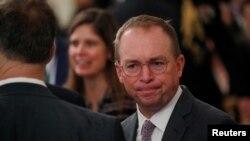 Odlazeći vršilac dužnosti šefa osoblja Bele kuće Mik Malvejni