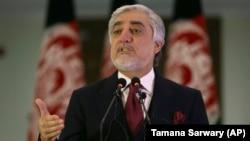 Abdullah Abdullah, Ketua Dewan Tinggi Negara untuk Rekonsiliasi Nasional Afghanistan