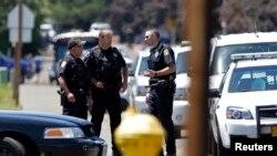 Maafisa wa polisi wa Oregon