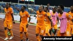 Kikosi cha Ivory Coast kinachoingia fainali ya kombe la mataifa Afrika 2015