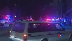 2015-03-08 美國之音視頻新聞: 美國麥迪遜市警方調查擊斃黑人少年案
