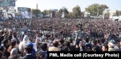مسلم لیگ نون کا سرگودھا میں سوشل میڈیا کنونشن۔ 24 فروری 2018