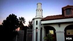 Thai Mosque in California