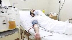 پاکستان میں پلازما تھراپی کے ذریعے علاج