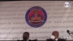 Ariel Henry enstale kòm nou Premye Minis ann Ayiti madi 20 jiyè 2021 an