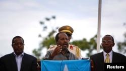 Predsednik Somalije Hasan Šeik Mohamed