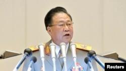 朝鲜领导人金正恩的特使崔龙海