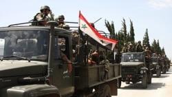 ایران نقش داشتن در سرکوب های سوریه را تکذیب کرد