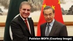 چین او پاکستان د ټرمپ د افغانستان د تګلارې په اړه خبرې وکړې