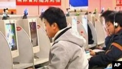 China has the world's fastest growing Internet market, with nearly 400 million users online.