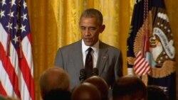 President Obama Discusses Nice Attack