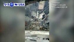 VOA60 America - Nine U.S. citizens killed in Mexico