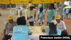 Feira - Dia Mundial da Diabetes (Mocambique)