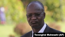 Zimbabwe Higher Education Minister Jonathan Moyo