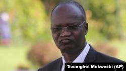 Zimbabwe Education Minister Jonathan Moyo.