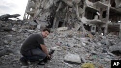 Camilli es el primer periodista extranjero en morir en el conflicto.