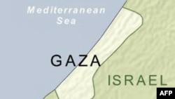 Chiến đấu cơ Israel tấn công các mục tiêu ở Dải Gaza