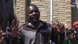 Zimbabwe Court Jails Opposition Activist for Blowing Whistle During Protest
