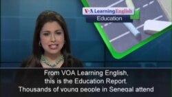 Anh ngữ đặc biệt: Senegal Student Beggars (VOA-Edu)