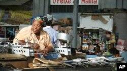 Mercado central, Maputo
