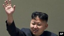 ေျမာက္ကိုရီးယား လူငယ္ေခါင္းေဆာင္ Kim Jong Un.
