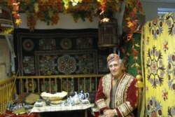 Buxoro yahudiylari muzeyi - Amerikada O'rta Osiyoning bir bo'lagi