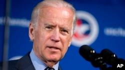 Vicepresidente de EE.UU. Joe Biden sostiene reuniones clave en Washington antes de decidir candidatura a la presidencia