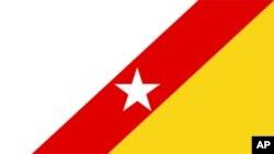 Bandeira da FNLA