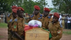 Dankari Burkina Gendarmou Kan