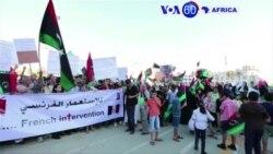 Manchetes Africanas 21 de Julho de 2016-Autoridades militares mostram armas e bombas confiscadas ao Estado Islâmico na Líbia