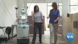 Hospitals Turn to Robots to Free Up More Time for Patients