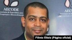 Filinto Elísio Correia e Silva, escritor cabo-verdiano