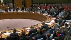 以色列對安理會決議採取外交行動