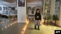 День памяти жертв Холокоста в музее Еврейского культурного центра в Минске
