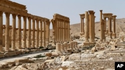 Пальмира, Сирия (архивное фото)
