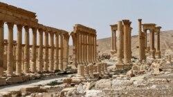 ဆီးရီယားေရွးေဟာင္းၿမိဳ႕ေတာ္ Palmyra ကို IS က ျပန္လည္သိမ္းယူ