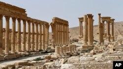 Сирия, Пальмира (архивное фото)