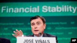 國際貨幣基金組織金融顧問維諾斯