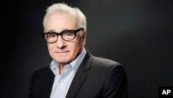 مارتین اسکورسیزی کارگردان و تهیه کننده ۷۴ ساله آمریکایی