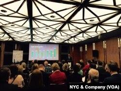 2016 New York Turizm Basın Toplantısı