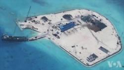 美国将在南中国海维持最强大军事存在