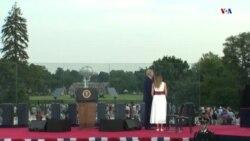 «Ովքեր ստում են մեր անցյալի մասին, նրանք արդարություն չեն փնտրում»,-Դոնալդ Թրամփը՝ Անկախության տոնի ելույթի ժամանակ. Վաշինգտոն
