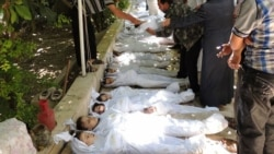 Chemical Attack Allegations Must Be Investigated