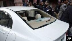 ورود اتهام قتل بر دپلومات امریکایی در پاکستان