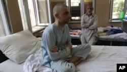 Para pasien yang dirawat di rumah sakit kesehatan mental di Kabul, Afghanistan (foto: ilustrasi).