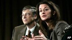 Bill da Melinda Gates