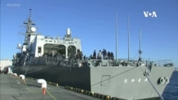 日本派出直升機驅逐艦到中東保護油輪