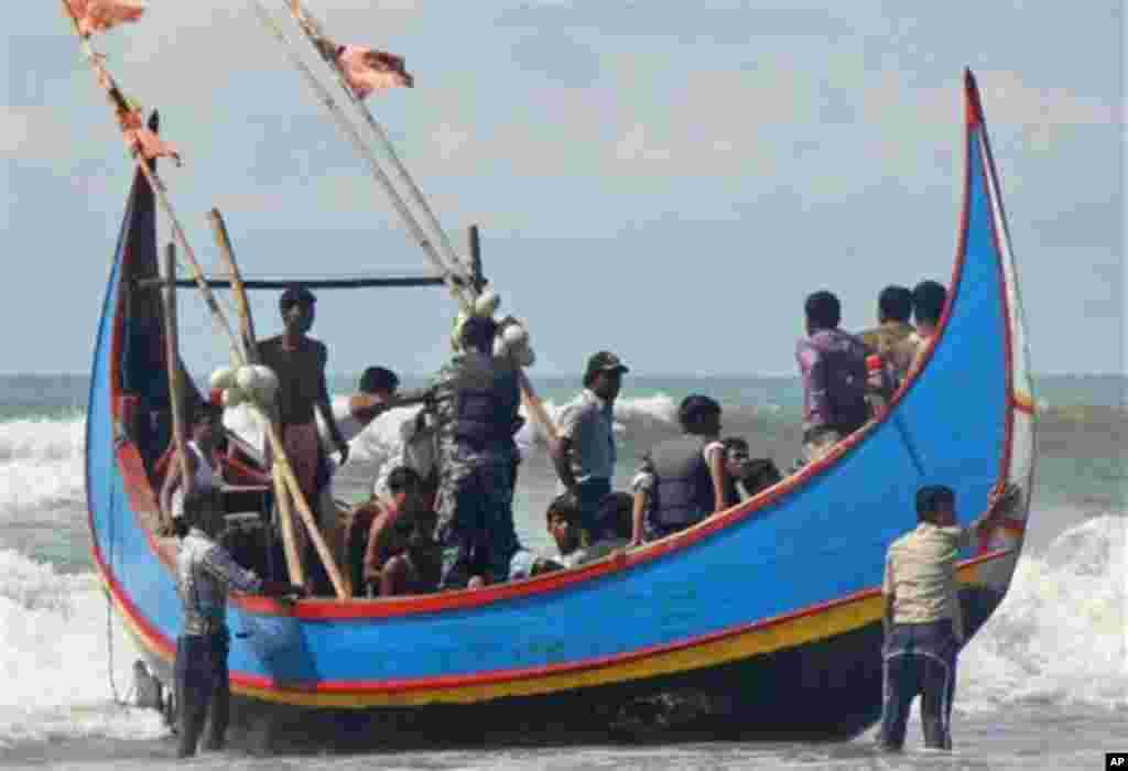 Myanmar Rohingya Muslims