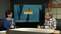 """এভরিডে গ্রামার, পর্ব ৬০ """"অ্যামেরিকান বনাম বৃটিশ ইংরেজি"""""""