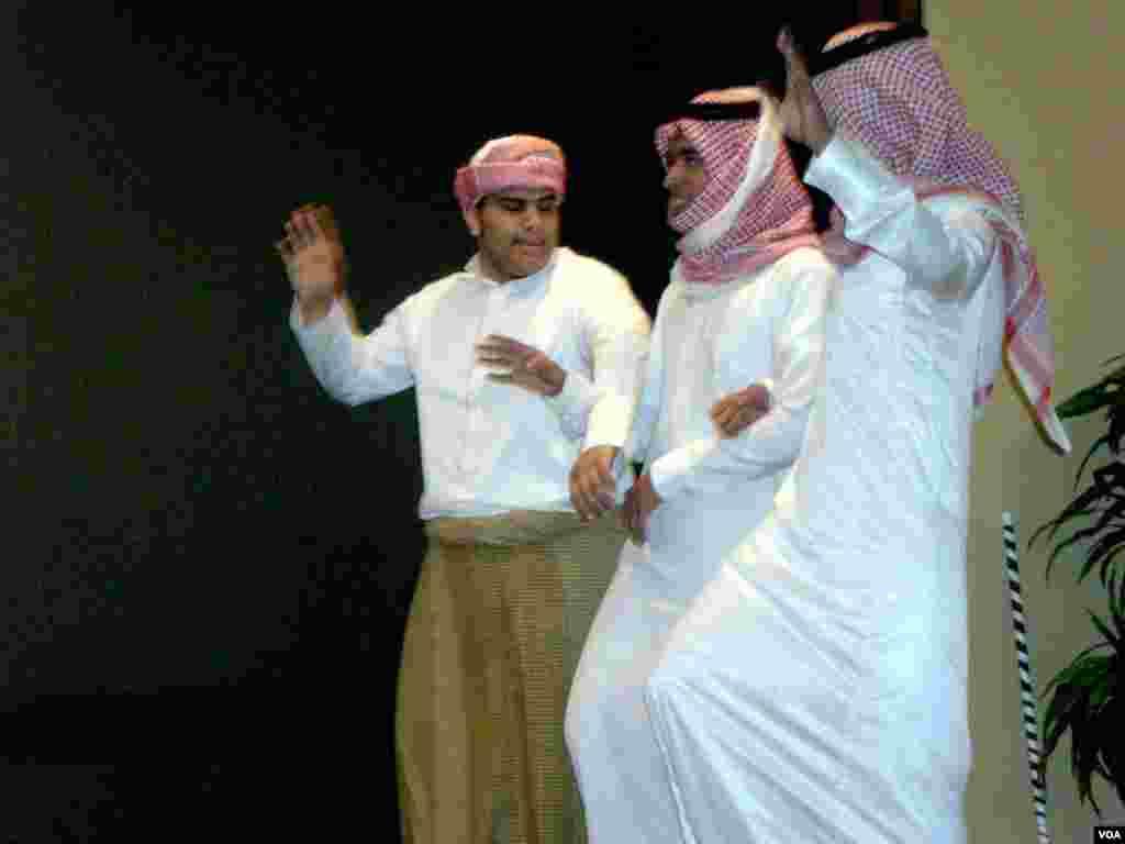 Tradicionalni saudijski plesovi